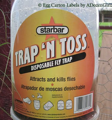 Trap -n Toss fly traps