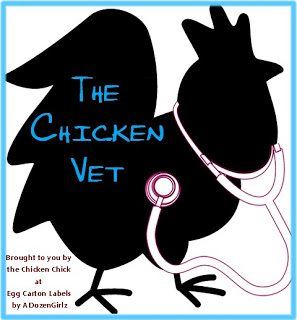 The Chicken Vet answers questions about Worming chickens