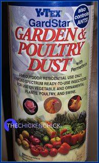 Garden & Poultry Dust