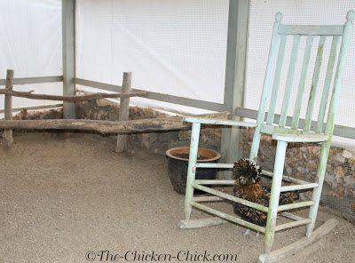 Add outdoor roosts, logs, stumps, flower pots full of potting soil and dust bathing areas. Give the birds a new playground that looks different from their fair-weather run. It'll help them stay out of each others' way and encourage exercise. Try not to rely upon snacks/treats/food for entertainment routinely. Cover the run with a roof so they can get out of the coop even in foul weather.