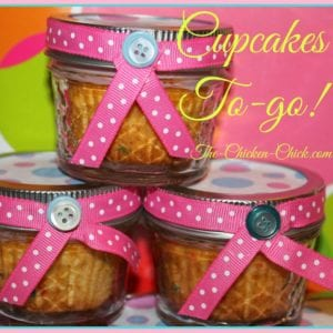 Cupcakes To Go