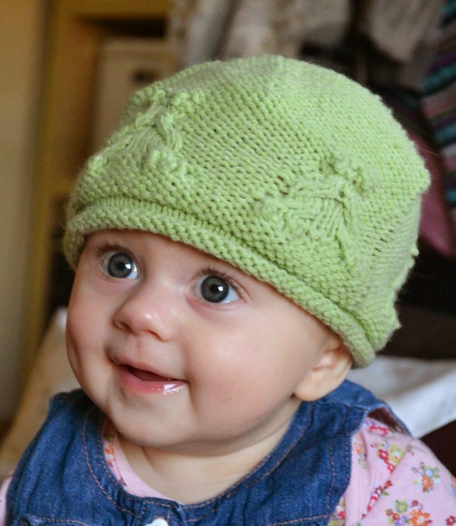 Frog Beanie Baby Hat