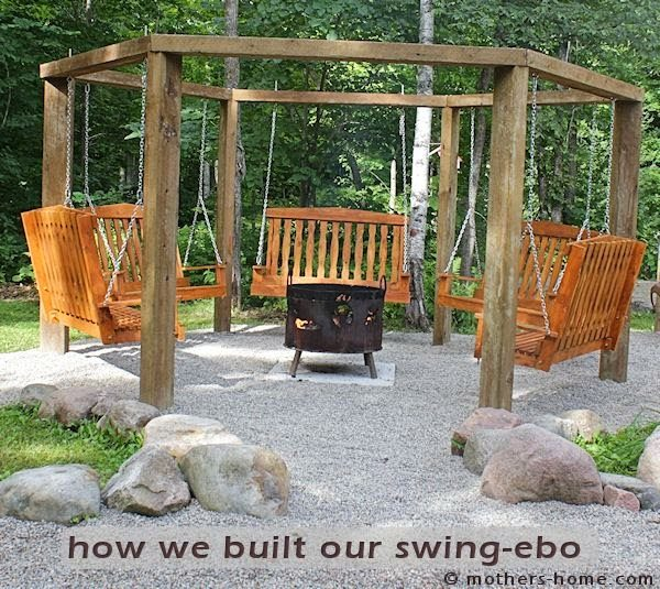 http://mothers-home.com/fire-pit-swing-gazebo/