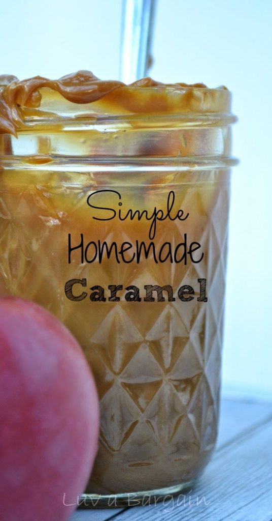 Simple Caramel, shared by Luv a Bargain