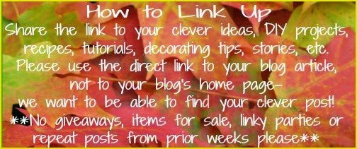 How to Link up with The Clever Chicks Blog Hop