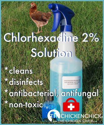 Chlorhexadine 2% solution spray