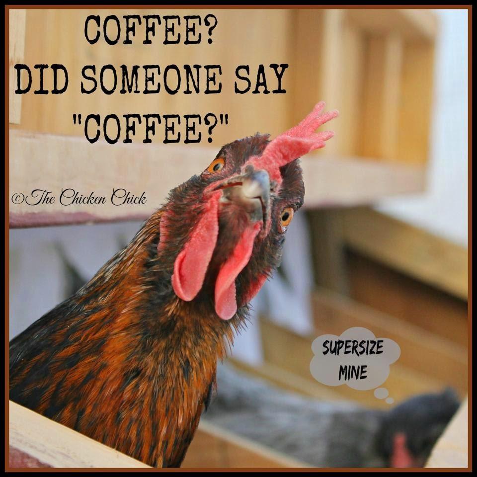 """Coffee? Did someone say, """"Coffee?"""""""