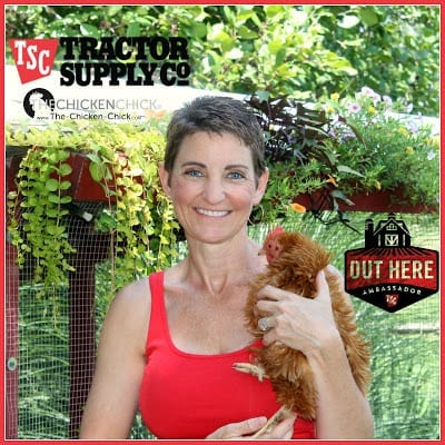 Kathy Shea Mormino, Life Out Here Brand Ambassador for Tractor Supply Company
