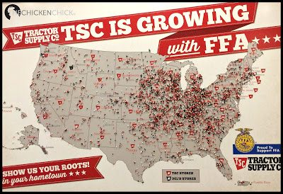 Inside Tractor Supply Company