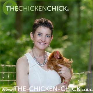 Kathy Shea Mormino, The Chicken Chick® www.The-Chicken-Chick.com