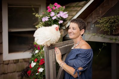 Kathy Shea Mormino, The Chicken Chick®