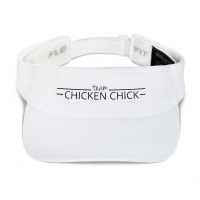 Team Chicken Chick Visor
