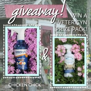 Vetericyn Prize Pack Giveaway