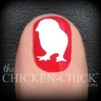 Chicken & Chicks Nail Art Decals