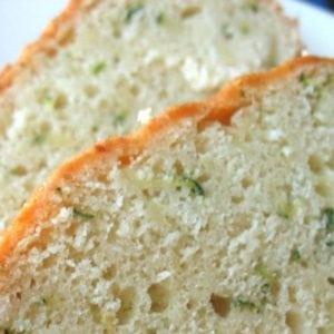 Sour Cream Zucchini Bread