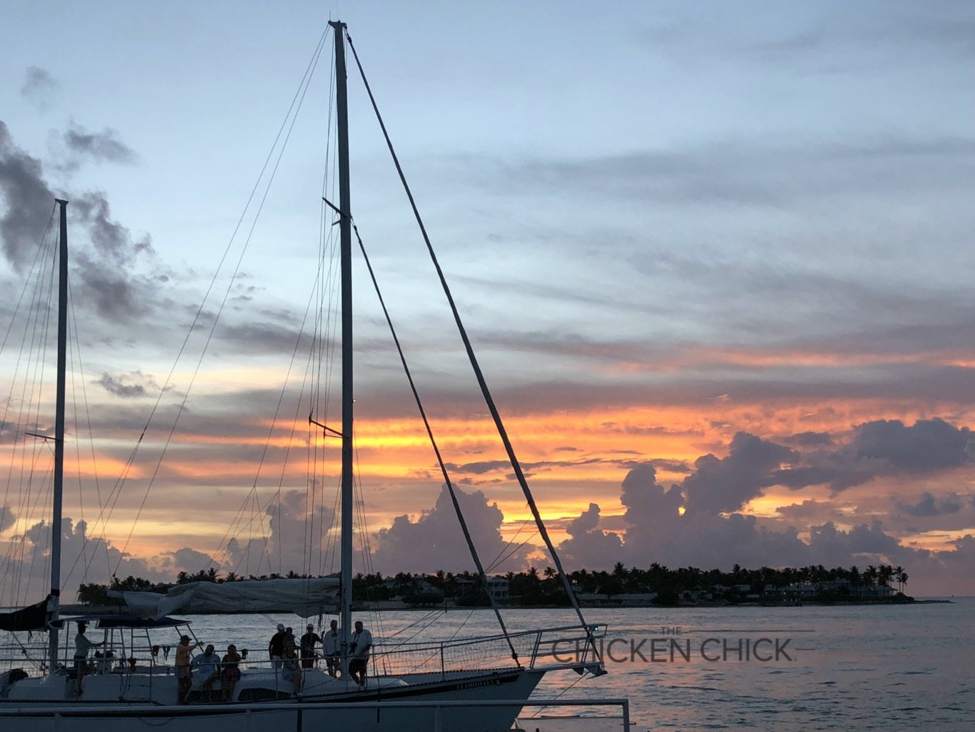 Key West Mallory Square Sunset