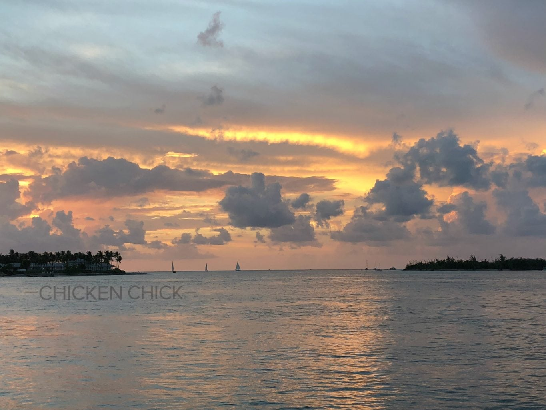 Key West Mallory Square Sunset