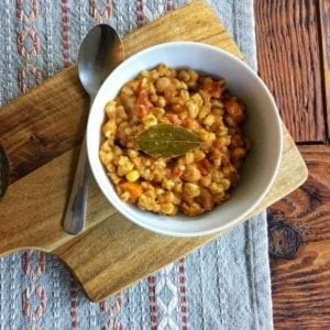 Harvest Vegetable Barley Stew