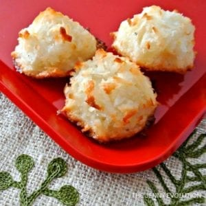 Homemade-Coconut-Macaroon-Cookies