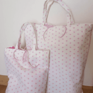 Unlined Tote Bag DIY