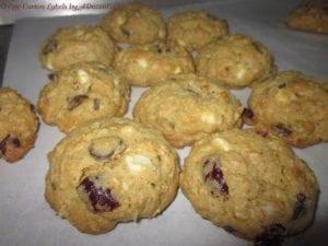 Handful Cookies