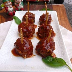 Maple-Bourbon-Cocktail-Meatballs