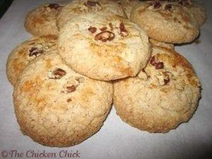 Sherry-Pecan-Cookies