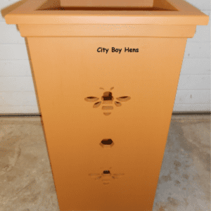 DIY Water Source for your Honeybees, shared by City Boy Hens
