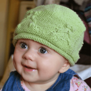 Frog Baby Beanie Hat, shared by Ginx Craft