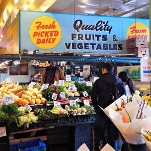 Pike's Place Market, shared by Melissa Kaylene