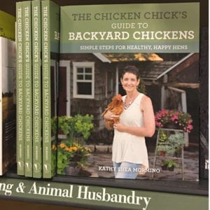 The Chicken Chick's Guide to Backyard Chickens (2)