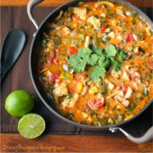 Brazilian Fish Stew, shared by Dizzy, Busy & Hungry