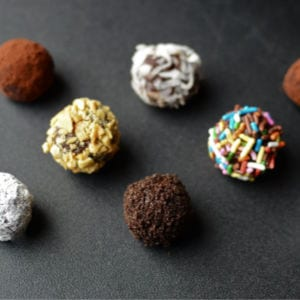 Chocolate Truffles shared by Butter Yum