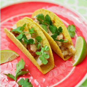 Cilantro Lime Fish Tacos, shared by The Perfect Storm Bffs