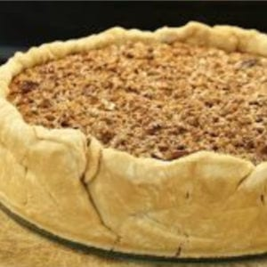Deep Dish Pecan Pie, shared by Our Gilded Abode
