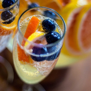 Easy White Sangria Recipe, shared by My Newest Addiction