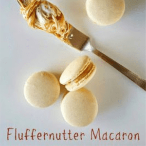 Fluffernutter Macarons, shared by A Kitchen Hoor's Adventures