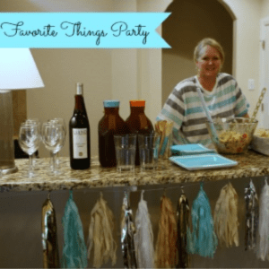 Girls' Night Out, Favorite Things Party, shared by Life Anchored