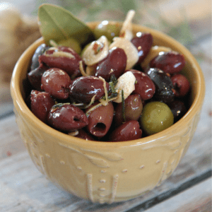 Marinated Olives, shared by A Dish of Daily Life