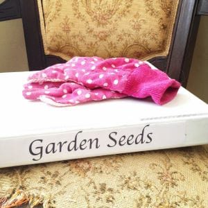My Favorite Way to Organize Seeds, shared by Celebrating a Simple Life