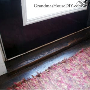 Old Tools, Building Door Thresholds for My Home shared by Grandma's House DIY