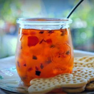 Peach Habanero Jam, shared by Best of Long Island and Central Florida