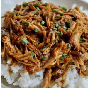 Slow Cooker Chicken Teriyaki, shared by Luv a Bargain