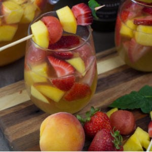 Summer Sangria, shared by Pink Heels Pink Truck