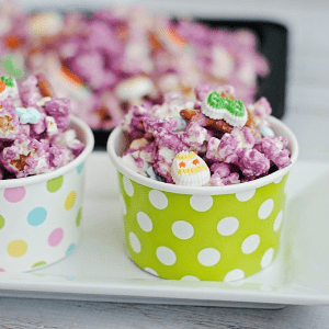 Sweet Spring Popcorn, shared by Sunny Sweet Days
