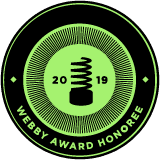 Webby Awards Honoree 2019 The Chicken Chick