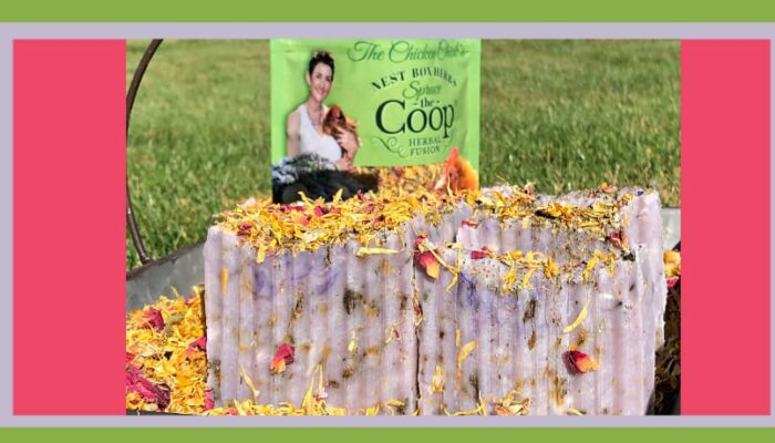 Spruce the Coop Soap