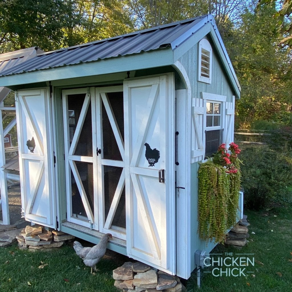The Chicken Chick Essential Coop™